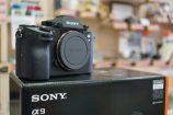 (SONY)デジタル一眼カメラ α9 来た、来たっ!!