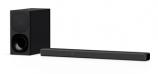 大画面テレビに合わせてサラウンド音場を拡大し、立体音響を再現する 3.1チャンネルサウンドバーが発売です