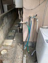 漏水調査及び修繕工事